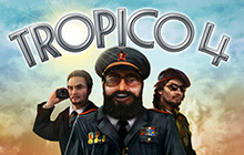 Tropico 4 Badge