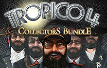 Tropico 4 Collector's Bundle Badge