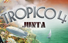 Tropico 4: Junta Military DLC Badge