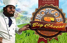 Tropico 5: The Big Cheese DLC Badge