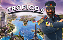 Tropico 6 Badge