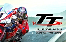 TT Isle of Man Badge