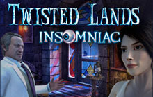 Twisted Lands: Insomniac Badge