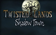 Twisted Lands: Shadow Town Badge