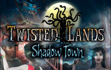 Twisted Lands: Shadow Town Collector's Edition Badge