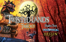Mystery Masters: Twisted Lands Trilogy Collector's Edition Badge