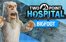 Two Point Hospital: Bigfoot Badge