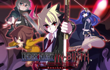 UNDER NIGHT IN-BIRTH Exe:Late[st] Badge