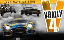 V-Rally 4 Ultimate Edition Badge