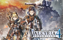Valkyria Chronicles 4 Badge