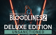 Vampire: The Masquerade - Bloodlines 2: Unsanctioned Edition Badge