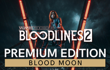 Vampire: The Masquerade - Bloodlines 2: Blood Moon Edition Badge