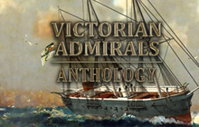 Victorian Admirals Anthology Badge