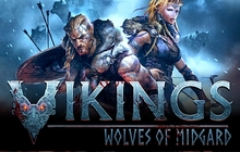 Vikings - Wolves of Midgard Badge