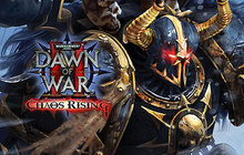 Warhammer® 40,000™: Dawn of War II Chaos Rising Badge