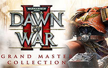 Warhammer® 40,000™: Dawn of War II - Grand Master Collection Badge