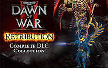 Warhammer® 40,000™: Dawn of War II: Retribution - Complete DLC Collection Badge