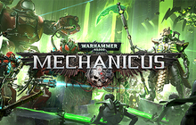 Warhammer 40,000: Mechanicus Badge