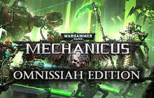 Warhammer 40,000: Mechanicus OMNISSIAH EDITION Badge