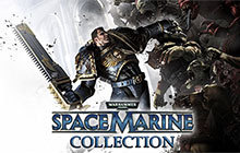 Warhammer® 40,000™: Space Marine Collection Badge