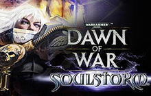 Warhammer® 40,000™: Dawn of War® - Soulstorm Badge