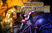 Warlords Battlecry III Badge