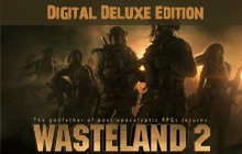 Wasteland 2 Digital Deluxe Edition Director's Cut Badge