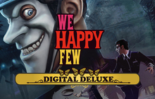We Happy Few - Deluxe Edition Badge