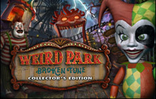 Weird Park: Broken Tune Collector's Edition Badge