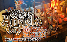 Where Angels Cry - Tears Of The Fallen Collector's Edition Badge