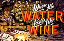 Where the Water Tastes Like Wine Badge