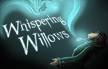 Whispering Willows Badge