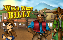 Wild West Billy Badge