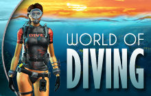 World of Diving Badge
