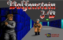 Wolfenstein 3D Badge