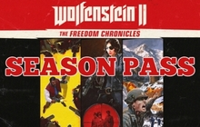 Wolfenstein II: The Freedom Chronicles - Season Pass Badge