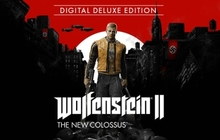 Wolfenstein II: The New Colossus - Digital Deluxe Edition Badge