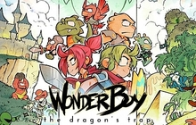 Wonder Boy: The Dragon's Trap Badge