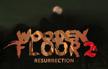 Wooden Floor 2 - Resurrection Badge