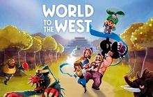 World to the West Badge