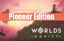 Worlds Adrift - Pioneer Edition Badge
