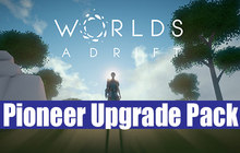 Worlds Adrift Pioneer Upgrade Pack Badge