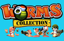 Worms Collection Badge