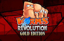 Worms Revolution Gold Edition Badge