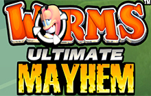 Worms Ultimate Mayhem Badge