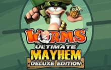 Worms Ultimate Mayhem - Deluxe Edition Badge