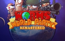 Worms World Party Remastered Badge