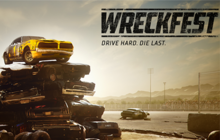 Wreckfest Badge
