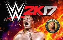 WWE 2K17 Badge