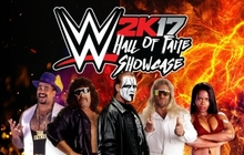 WWE 2K17 - Hall of Fame Showcase Badge